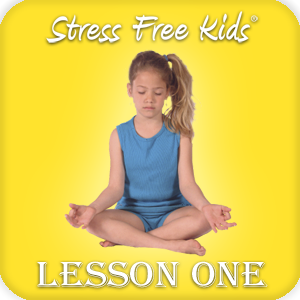 Lesson One: Visualizing to Reduce Stress, Worries, Anger~Increase Creativity