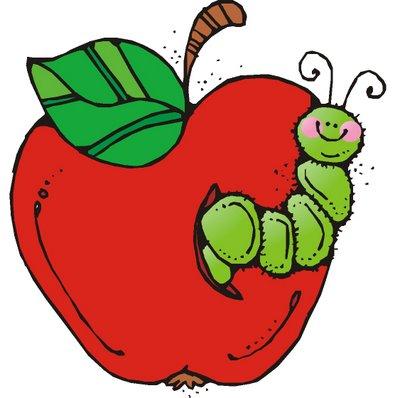 Apple Worm Teacher Apple With Worm